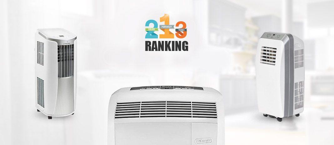 Klimatyzator przenośny ranking