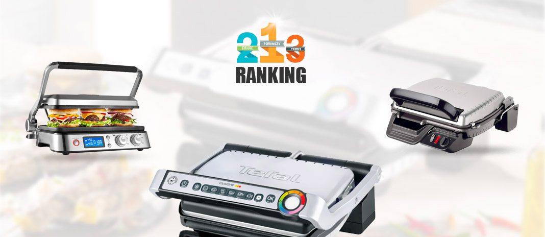 ranking grill elektryczny