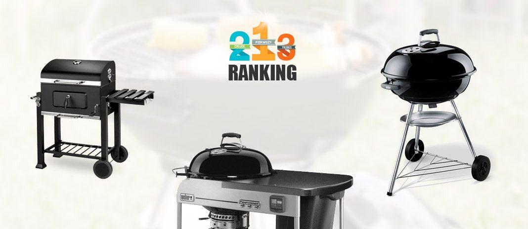 ranking Grill węglowy