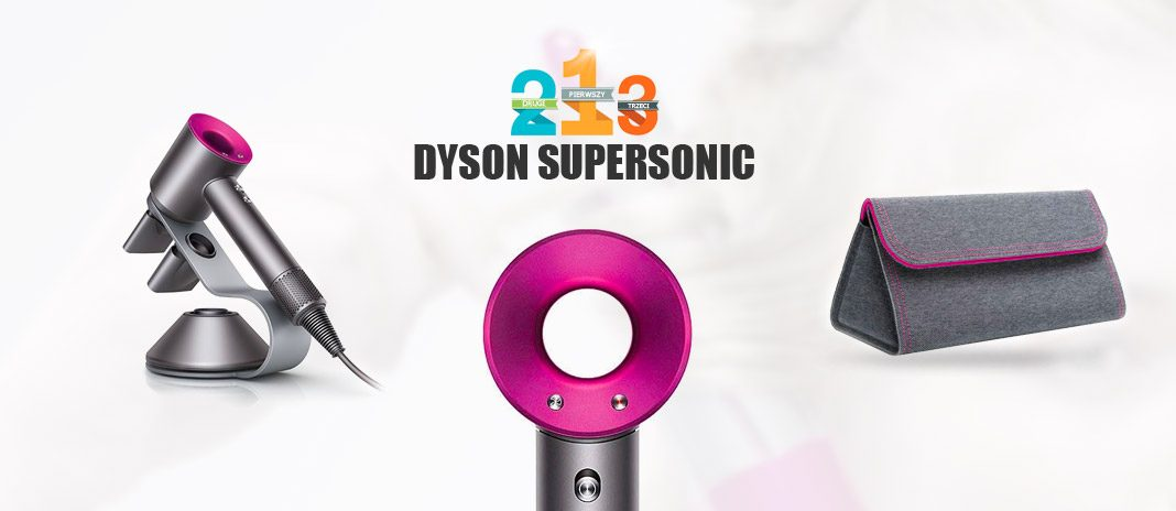 suszarka dyson supersonic