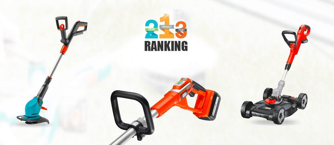 ranking podkaszarka elektryczna