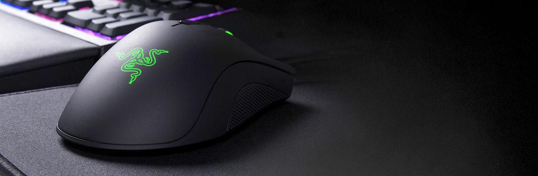 myszek gamingowych