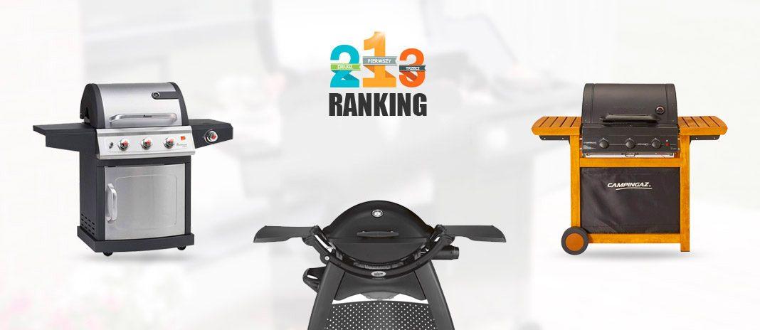 ranking grill gazowy