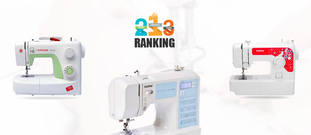 ranking maszyna do szycia