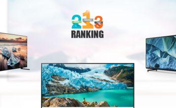 ranking telewizor 8k