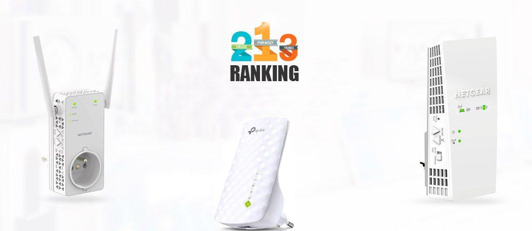 ranking Wzmacniacz WiFi