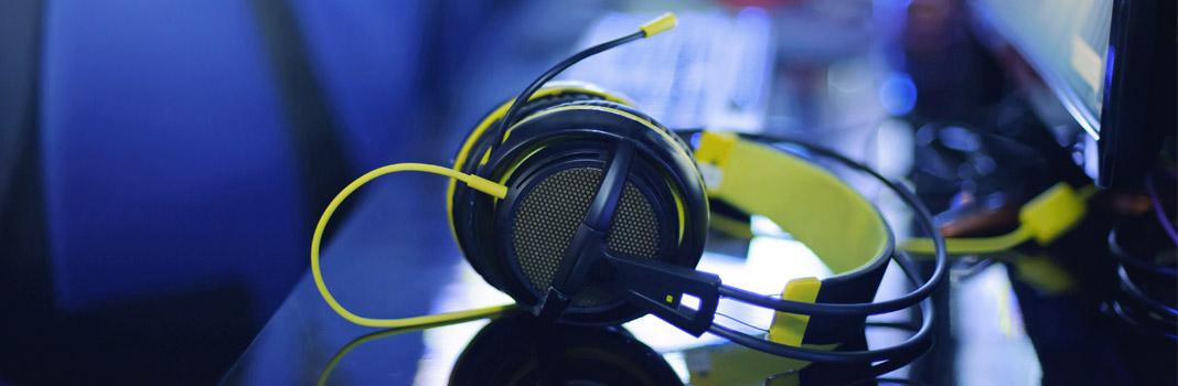 Sluchawki dla graczy